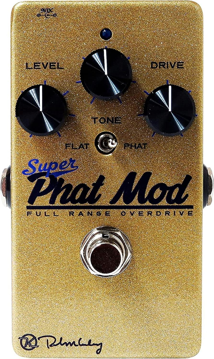 Keeley Super Phat Mod Dynamic Overdrive Effects Pedal