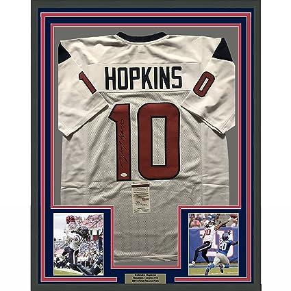 deandre hopkins signed jersey
