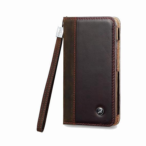 Amazon Com Iphone 6 Case Aceabove Iphone 6 4 7 Wallet Case Dark