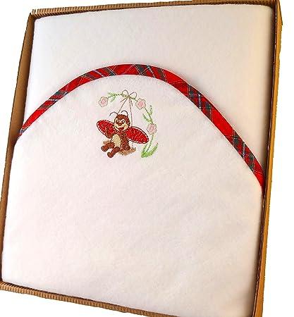 Babymajawelt - Juego de pañales ecológicos con diseño de mariquita