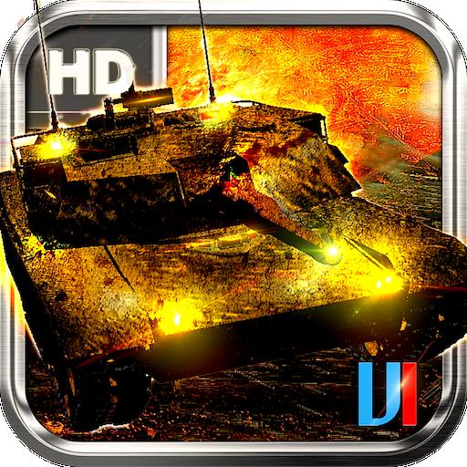TANK DESERT BATTLE: Modern War Combat Free Game