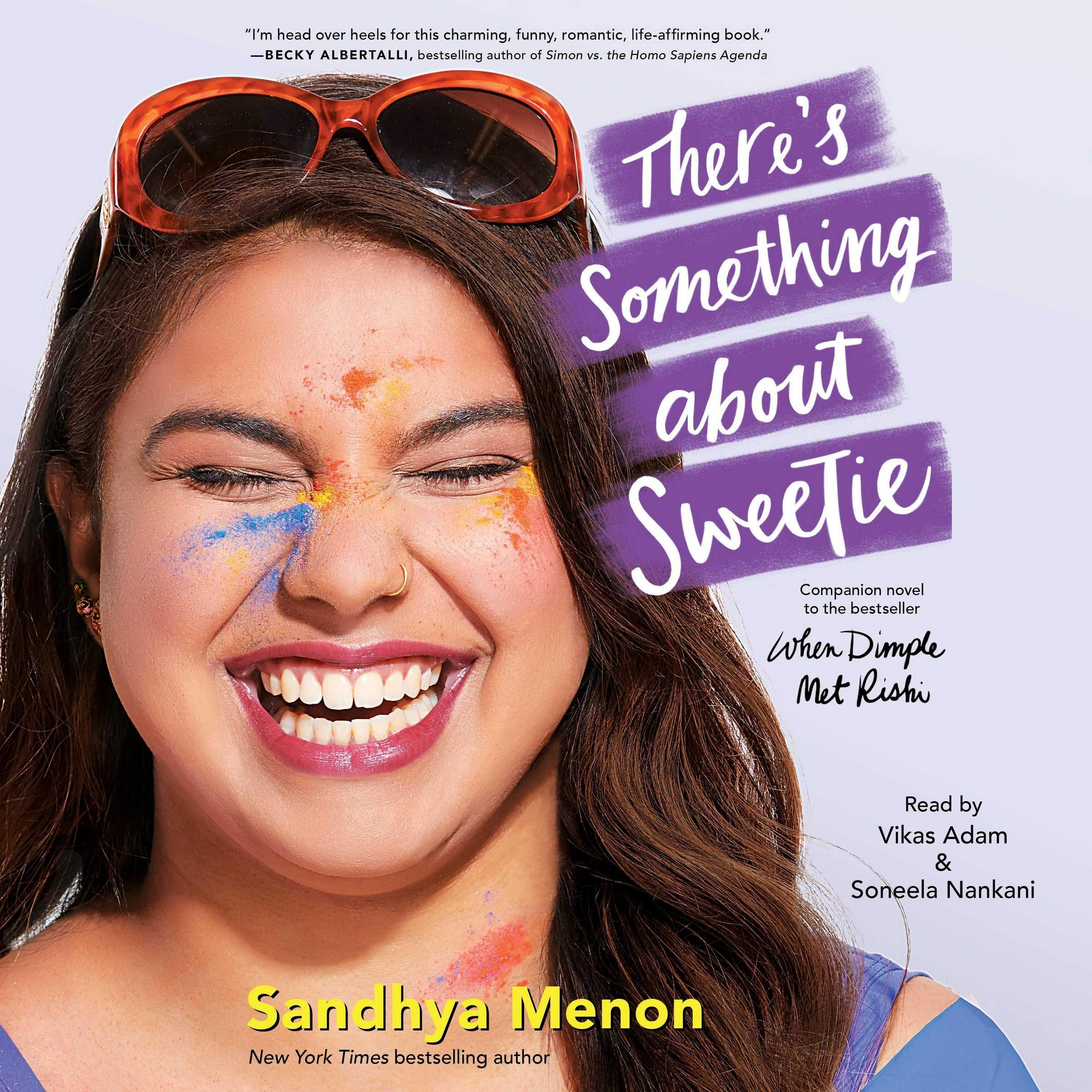 Amazon.com: Theres Something About Sweetie (9781508294924 ...