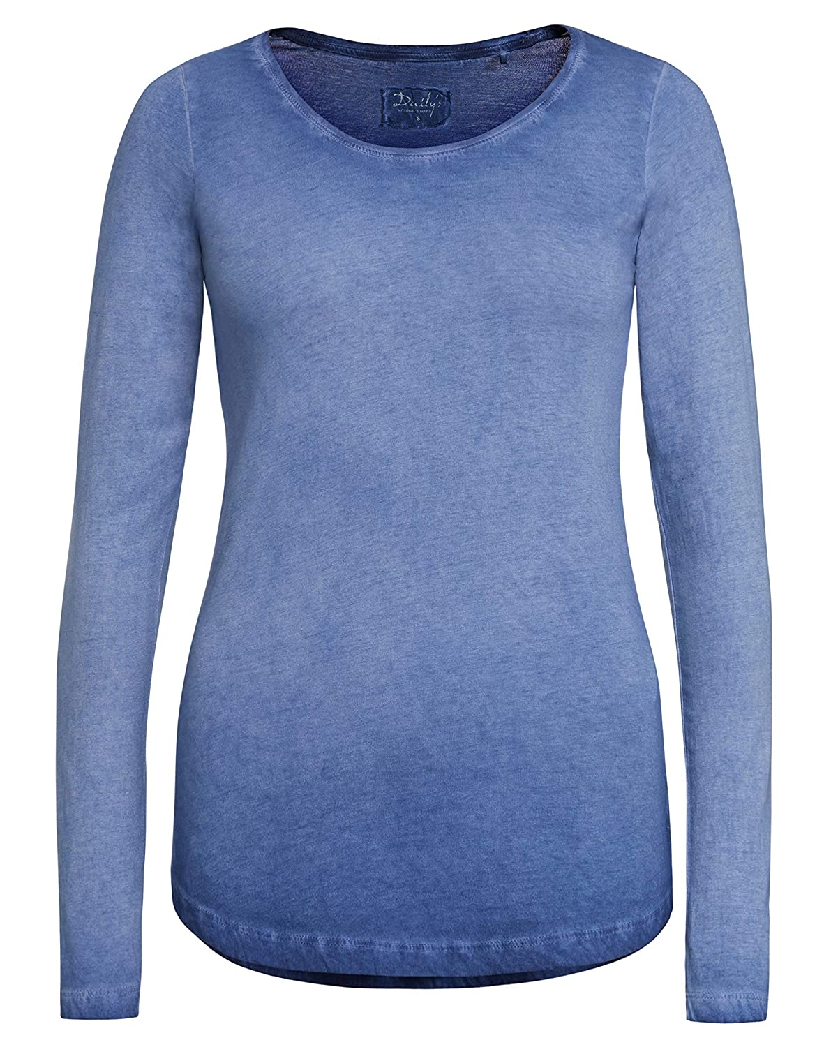 B DAILY`S NOTHING`S BETTER BY S W ANN CPD: Longsleeve aus Biobaumwolle