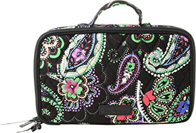 a73d9aeda1 Amazon.com  Vera Bradley Women s Blush   Brush Makeup Case Kiev ...