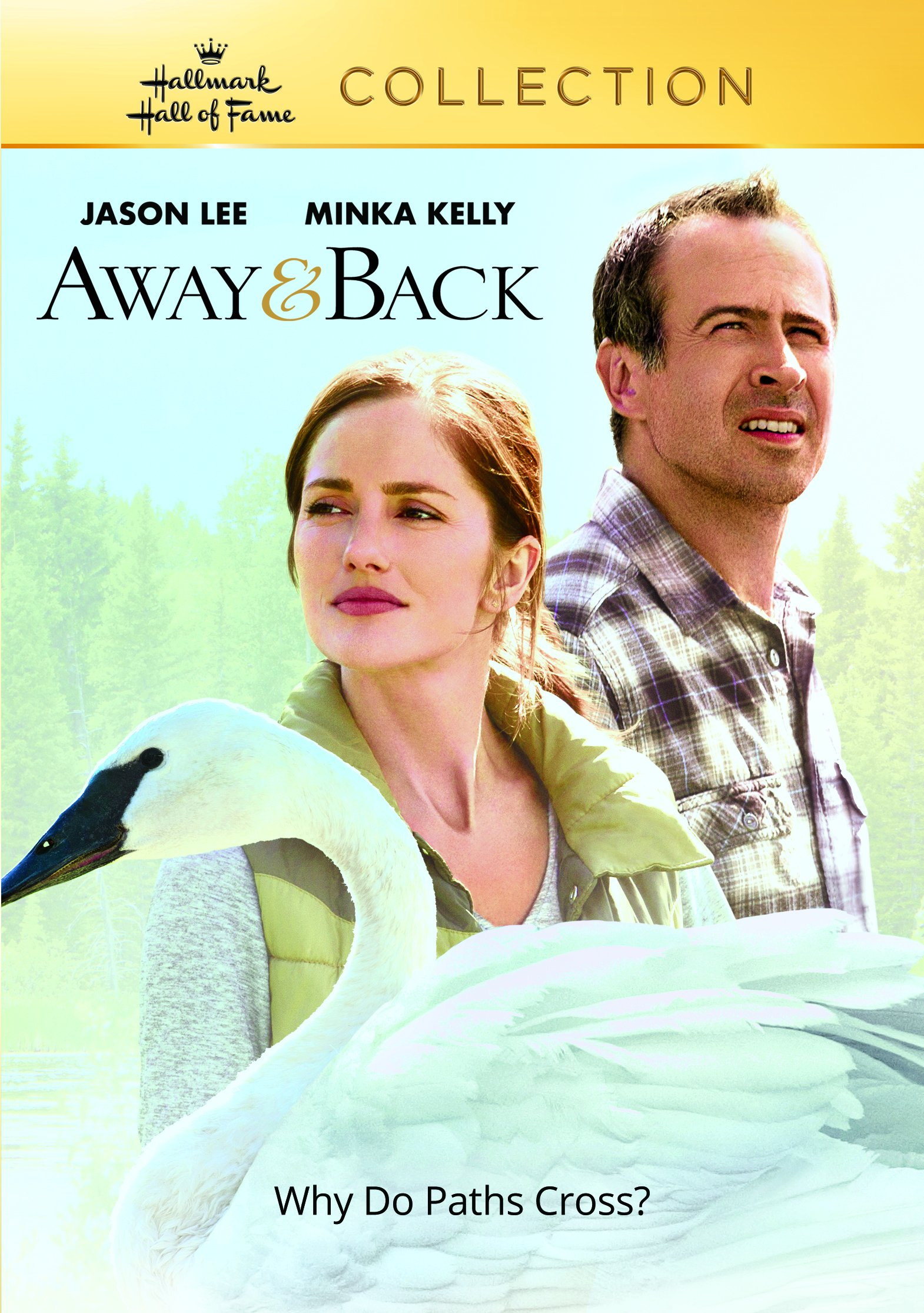 Book Cover: Away & Back