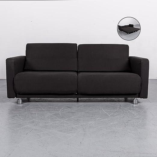 BoConcept Melo Designer Stoff Sofa Schwarz Couch Funktion ...