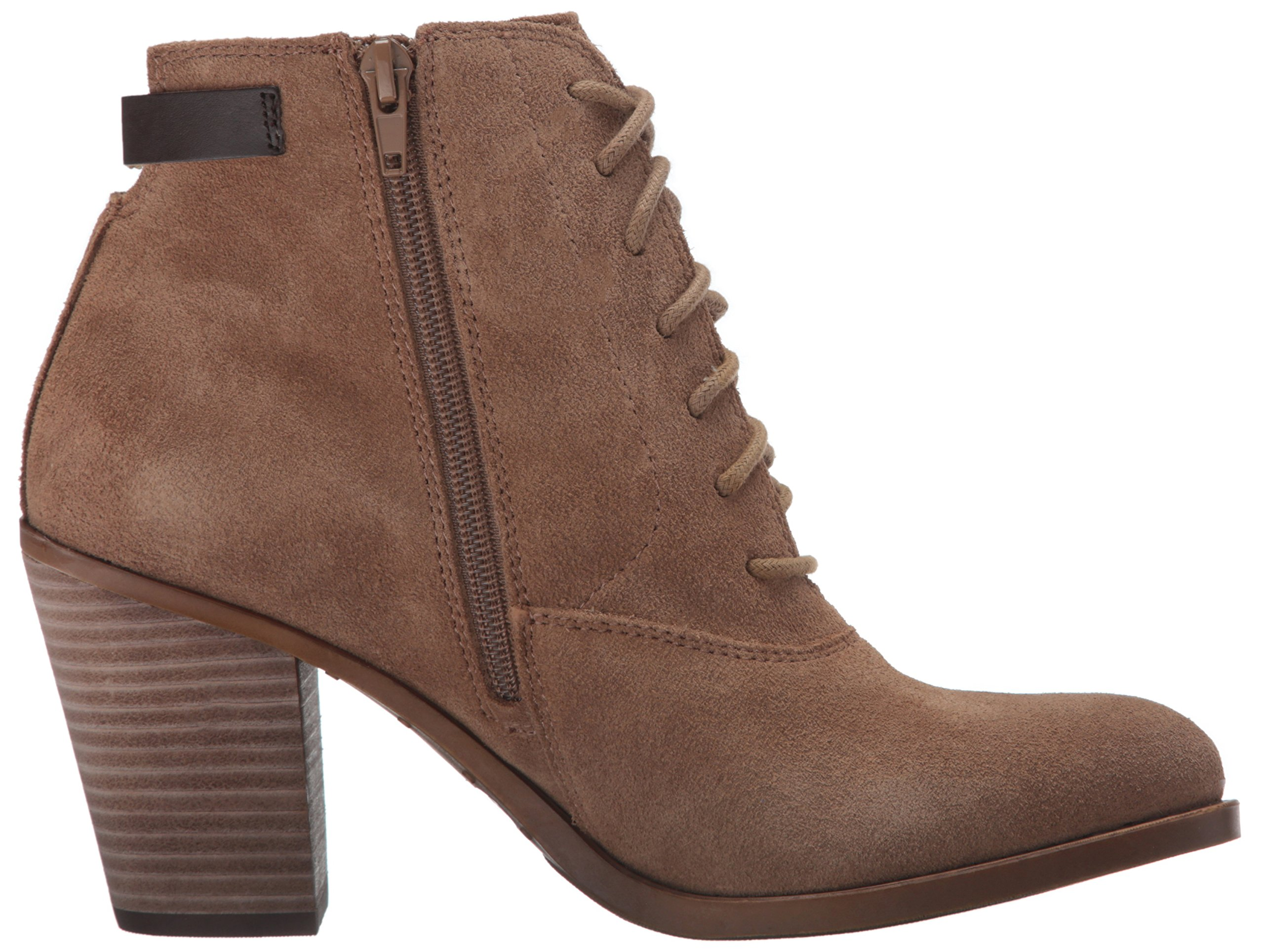 Lucky Brand Women's Echoh Ankle Bootie, Sesame, 10 M US by Lucky Brand (Image #7)