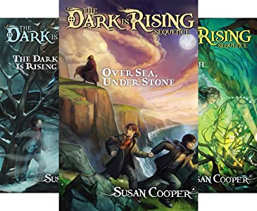 The Dark Is Rising Book Series (5 Books)