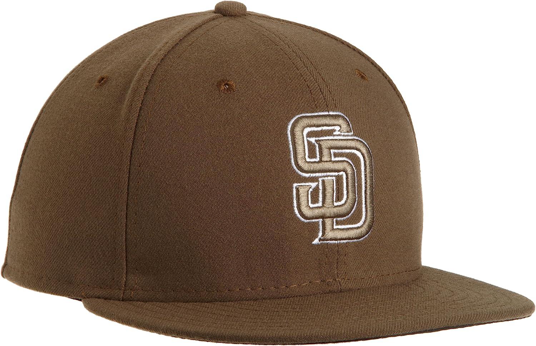 New Era 59Fifty KIDS Cap AUTHENTIC San Diego Padres