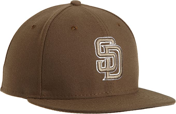 well known fashion genuine shoes Amazon.com: New Era San Diego Padres Cap 59fifty Basic Fitted ...