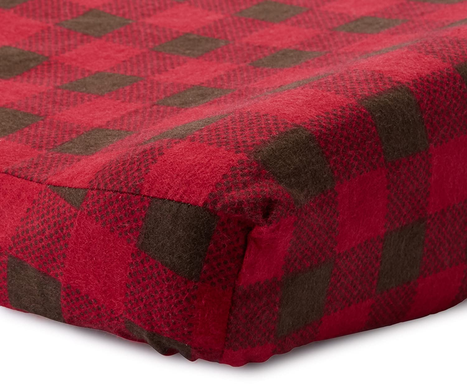 Buffalo Check Trend Lab Northwoods Changing Pad Cover
