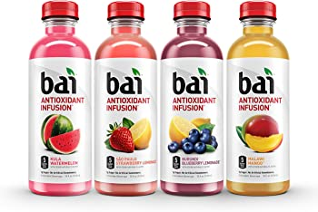 12-Pack Bai Oasis Antioxidant Infused Beverages (Variety Pack)