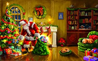 product image for Santa's Special Delivery 550 pc Jigsaw Puzzle by SunsOut - Christmas Puzzle