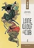 Lone Wolf and Cub Omnibus Volume 4