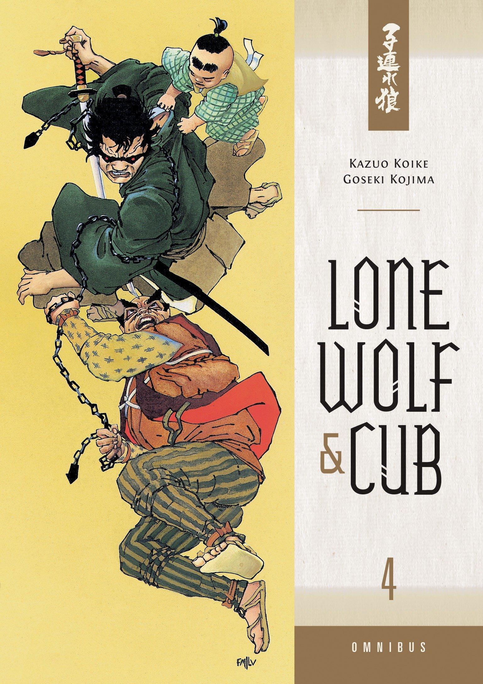 Lone Wolf and Cub Omnibus Volume 4 by Dark Horse Comics