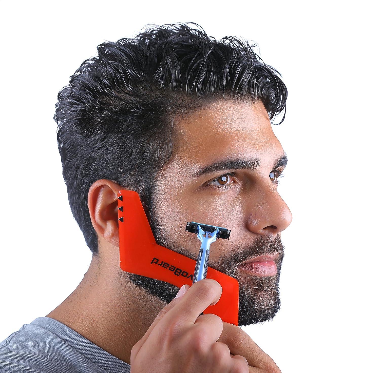 Amazon Revobeard Beard Shaping Tool Template Stencil Guide