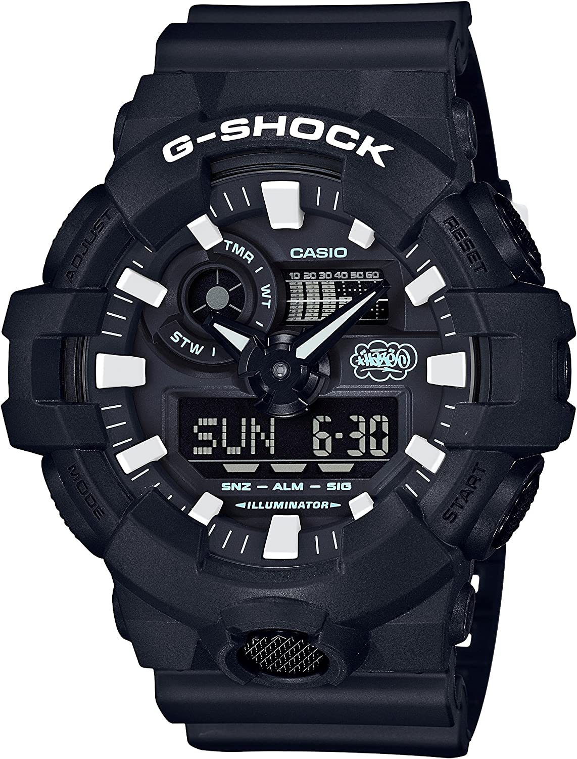 CASIO G-SHOCK 35th Anniversary Collaboration Series G-Shock ERIC Haze GA-700EH-1AJR Mens Japan Import