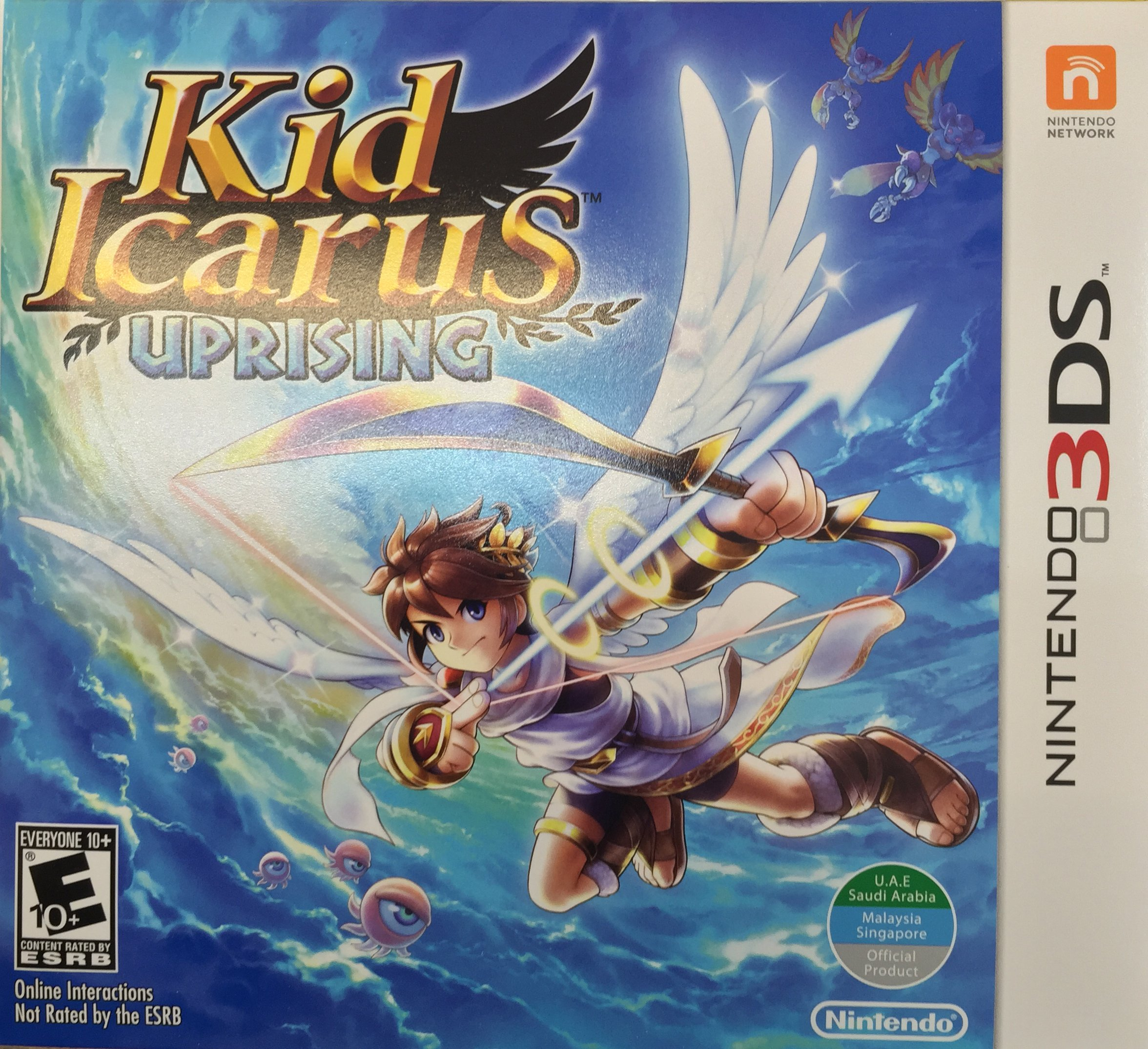 Amazon Kid Icarus Uprising Video Games