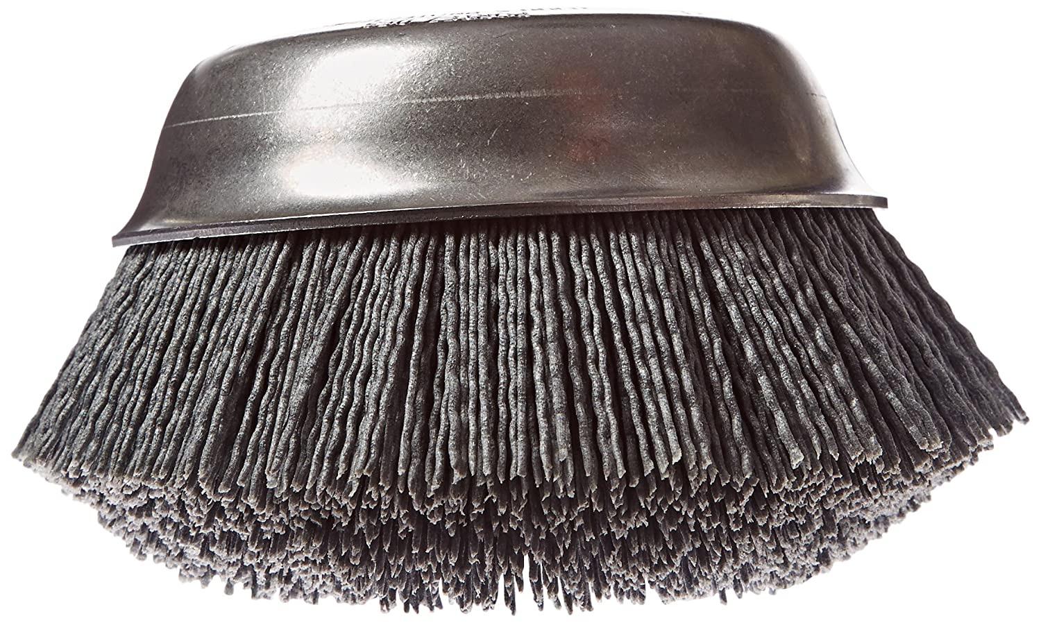 Osborn SP Abrasive Cup Brush Silicon Carbide Maximum - Vinyl cup brush