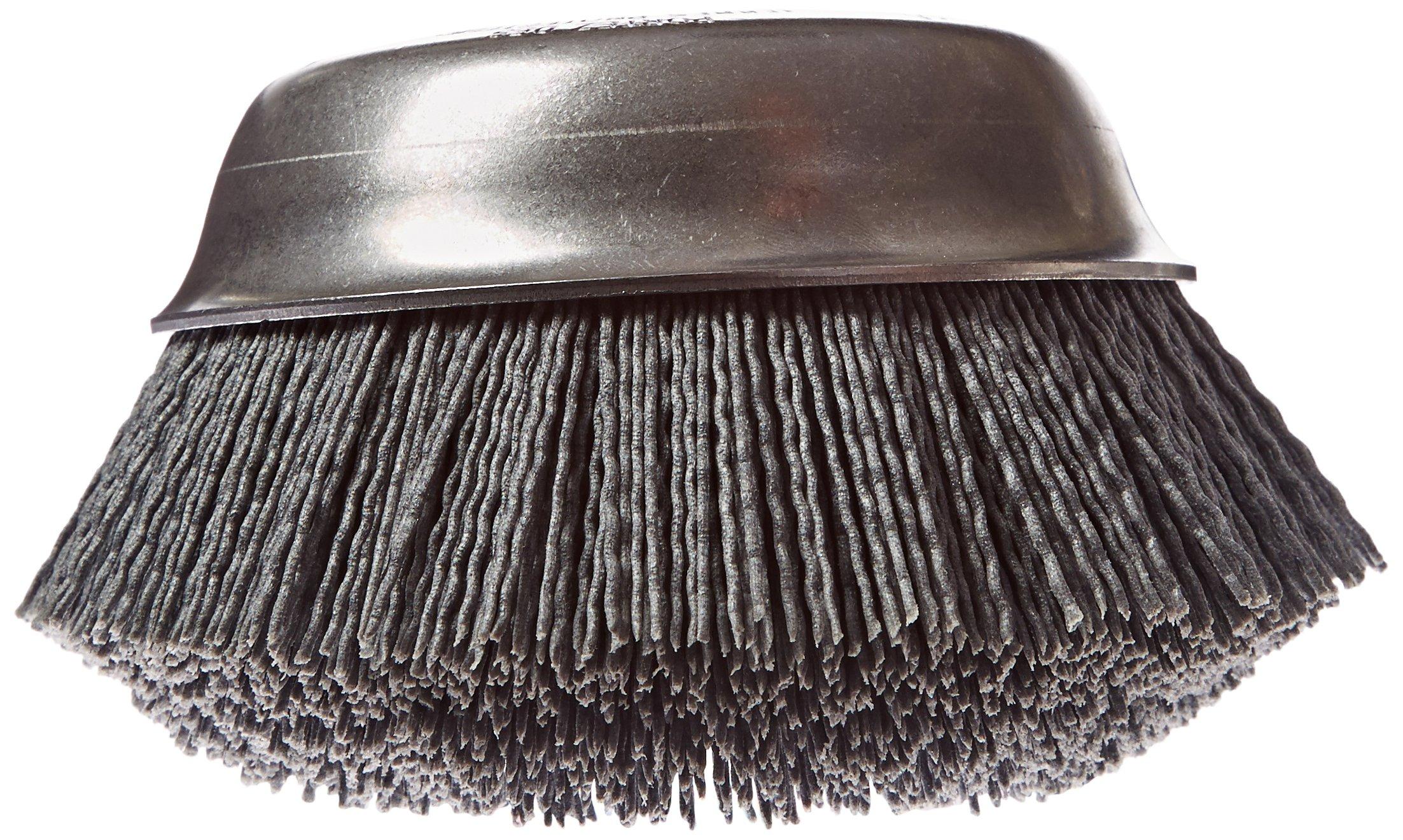 Osborn 00032131SP 32131Sp Abrasive Cup Brush, Silicon Carbide, 6000 RPM by Osborn