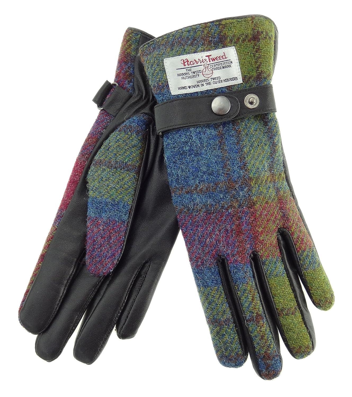 Harris Tweed Damen Handschuhe Handschuhe LB3001-COL46