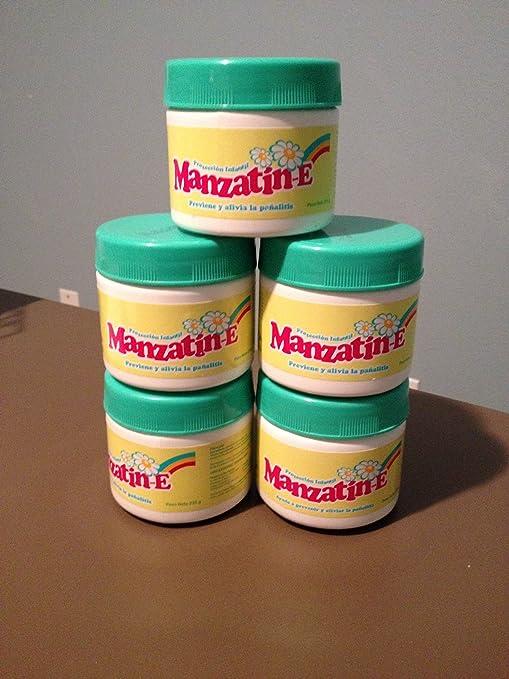Amazon.com: Manzatin-E Diaper Cream and Ointment 235 gram: Health & Personal Care