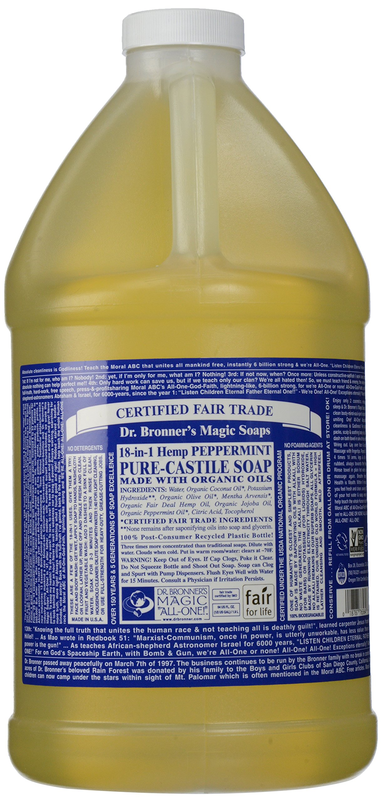 how to make pure castile soap