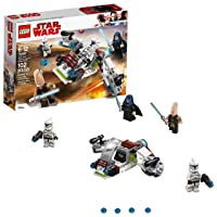 Deals on LEGO Star Wars TM Jedi and Clone Troopers Battle Pack 75206