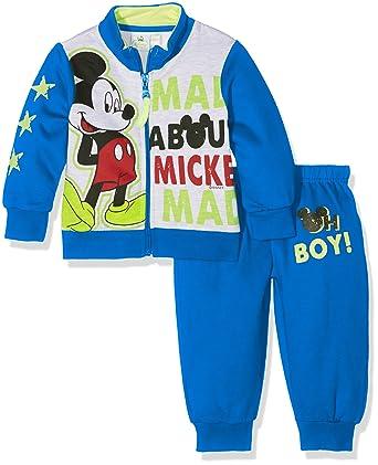 Disney Walt Tuta Chándal, 718 Bluette, 12 Meses para Bebés: Amazon ...