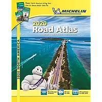 North America Road Atlas 2020