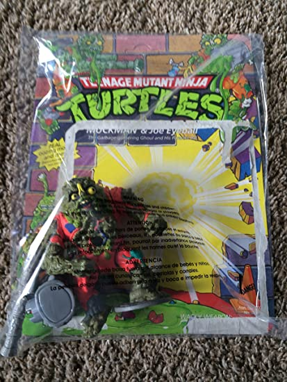 Teenage Mutant Ninja Turtles 1990 Muckman: Amazon.es ...