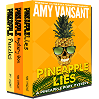 Pineapple Pack: Pineapple Port Mystery Series Books 1-3 (English Edition)