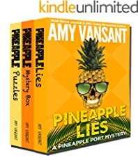 Pineapple Pack Port Mystery Series Books 1 3