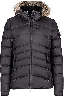 bbba43f6f080f Marmot Ithaca Women's Down Puffer Jacket, Fill Power 700, Jet Black ,Large