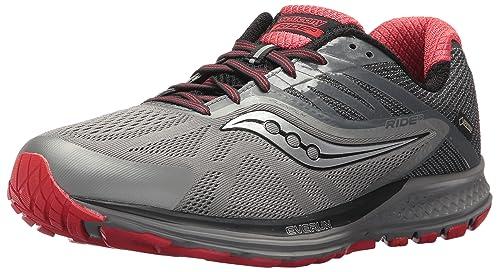 36e79c0500 Saucony Men's Ride 10 GTX Running Shoe