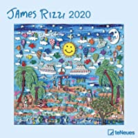 James Rizzi 2020