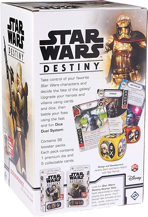 Star Wars Destiny Convergence set A-Wing #82