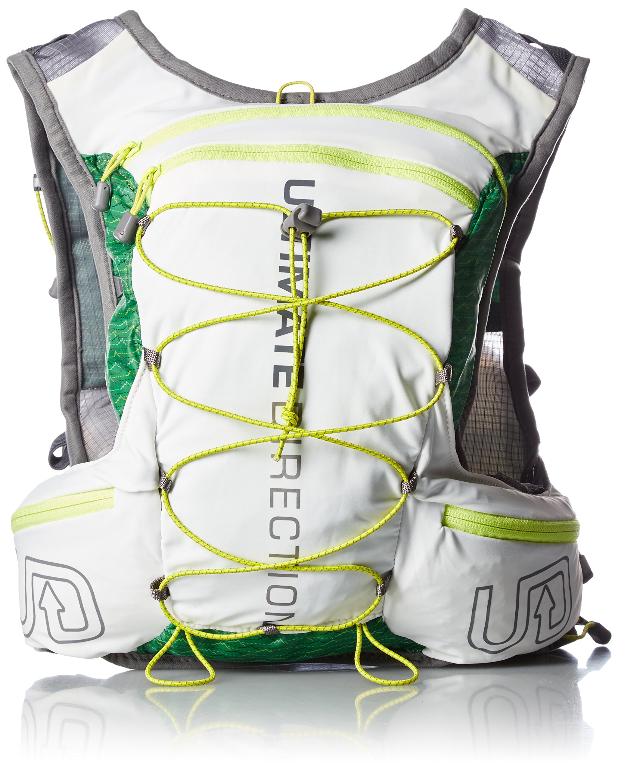 Ultimate Direction Jurek Fkt Hydration Backpack, White, SM