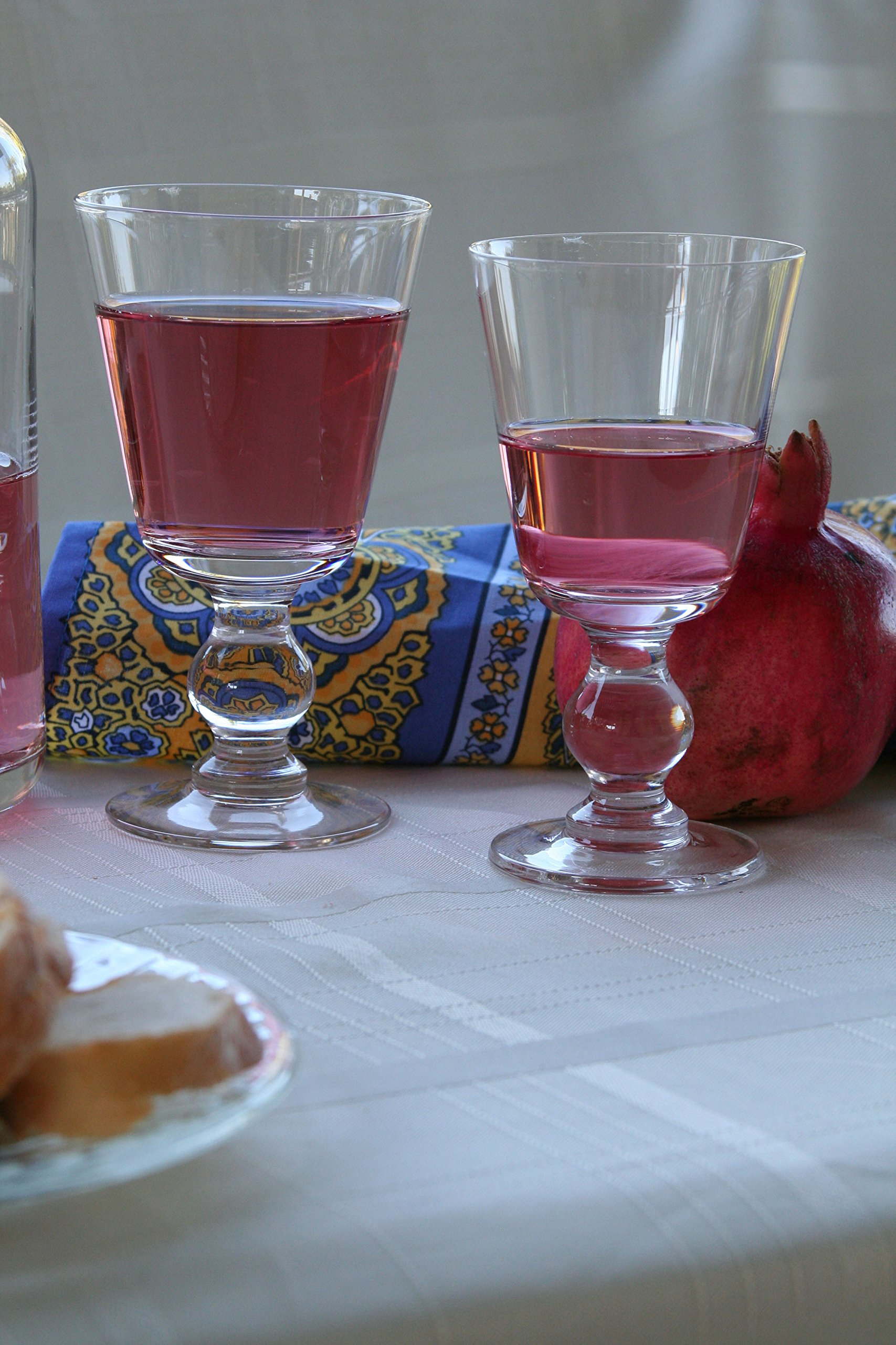 La Rochere Set Of 6, 8.5-ounce Bocage Mouth Blown Wine Glasses by La Rochere (Image #3)