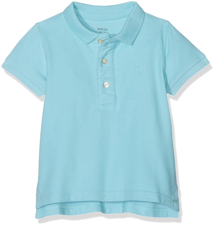 Gocco S76RNCCA101, Polo Para Bebés, Azul, 6/9 (talla del ...