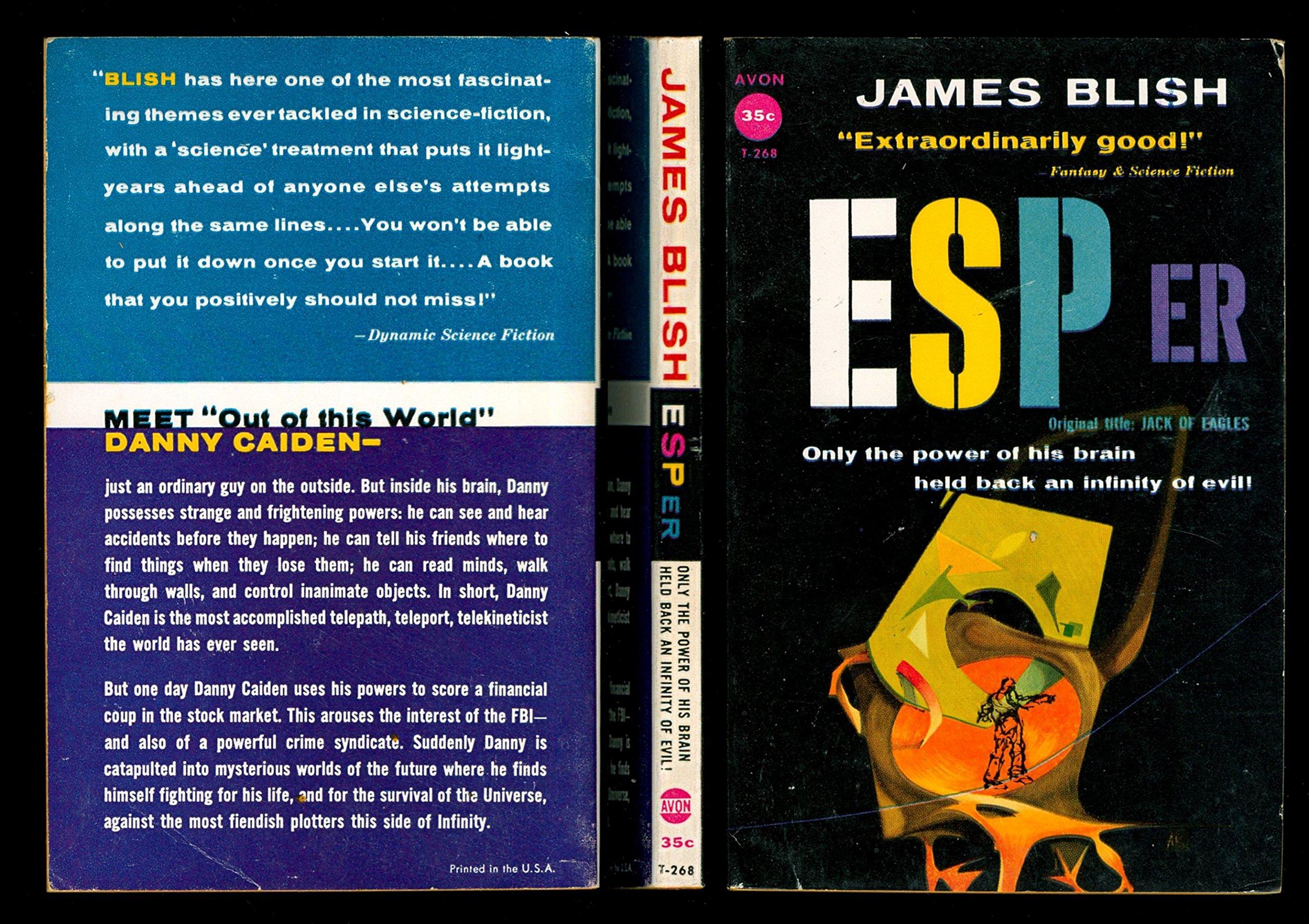 ESPer: Amazon.es: James Blish: Libros