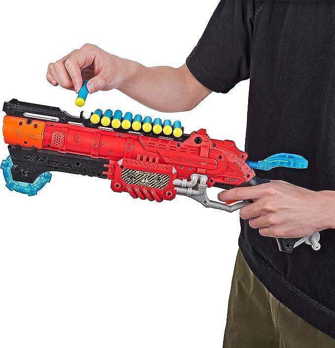 4862 Zuru X-Shot Attack Dino Target Gonfiabile