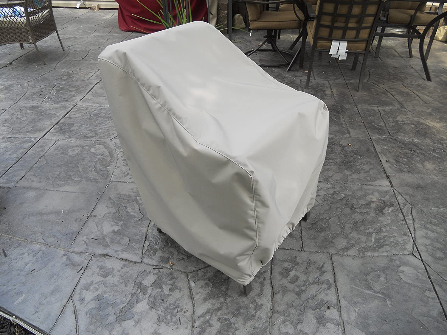 NorthStar Patio Chair Cover – 26 Wide X 28 deep X 32 Tall