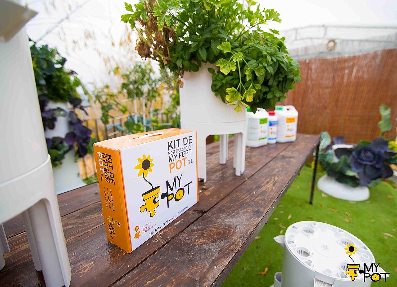 Universal B 1 L - de MyPot. Equilibrio perfecto de vitaminas. Contiene todo los micro elementos necesarios para tus plantas.