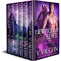 Bewitched by the Bear - Complete Edition Box Set (Northeast Kingdom Bears Book 5) (English Edition)