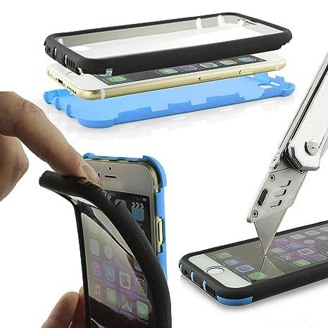 Urcover® Carcasa Protectora Motorola Moto G2 Funda Touch ...