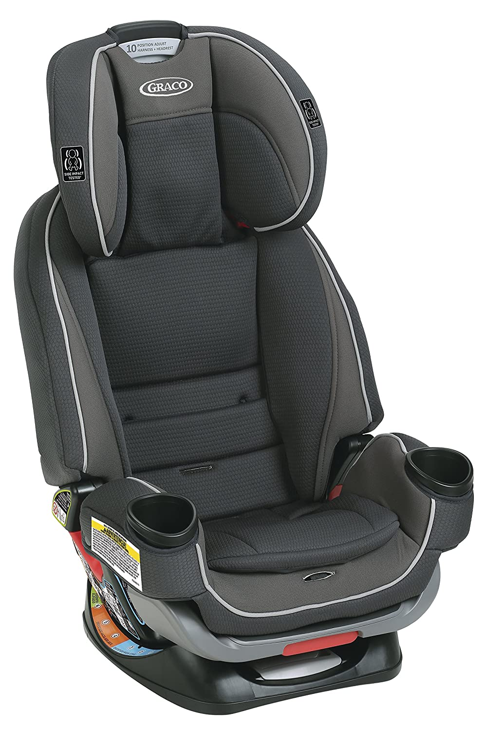Jodie Gracobaby 4Ever Extend2Fit 4-in-1 Convertible Car Seat One Size