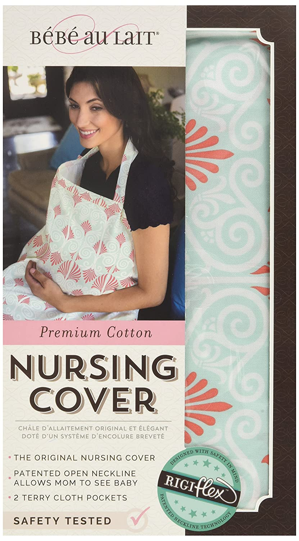 Bebe au Lait Premium Cotton Nursing Cover Katori