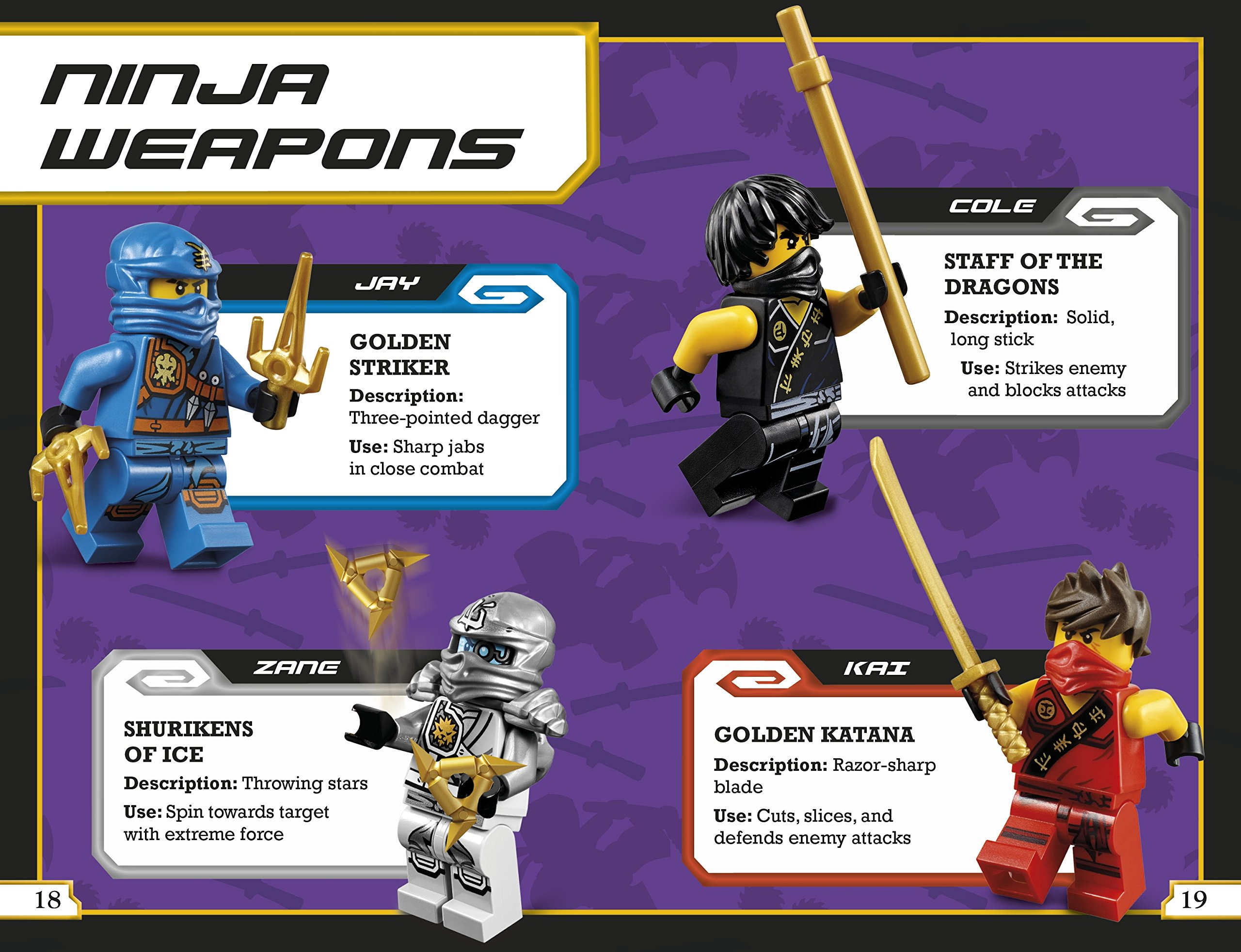 Ninja, Go! DK Readers: Level 2; Ninjago-Masters of Spinjitzu ...
