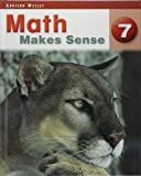 Math Makes Sense 7 - Student Book without Answers